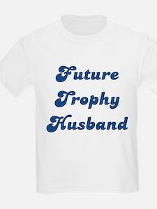 Future Trophy Husband Kids T-Shirt