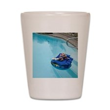 2-pool Shot Glass