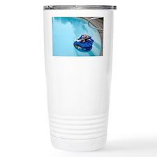2-pool Travel Mug