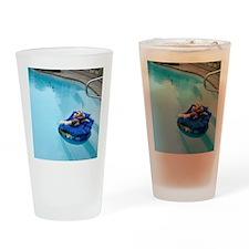 2-pool Drinking Glass