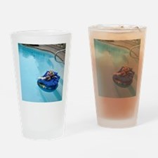 2-pool Drinking Glass