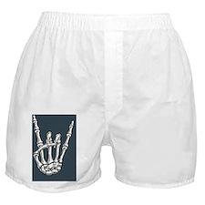 rock-bone2-STKR Boxer Shorts