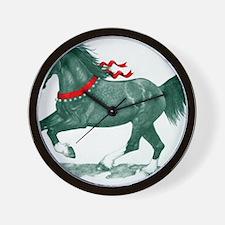 cp_drafthorse Wall Clock