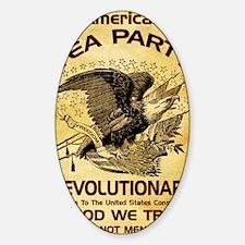 Tea Party Revolutionary Decal