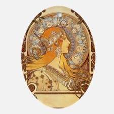 am_Zodiac_R Oval Ornament