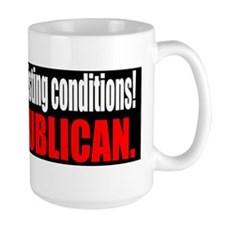 ART v2 Pre-existing conditions Mug
