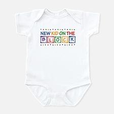 New Kid on the Block Infant Bodysuit