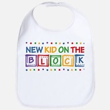 New Kid on the Block Bib