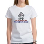All Stressed Out! Women's T-Shirt
