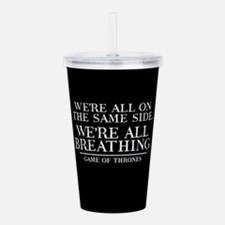 GOT We're All Breathing Acrylic Double-wall Tumble