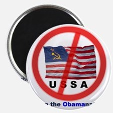 USSA7-Obamanation Magnet