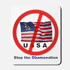 USSA7-Obamanation Mousepad