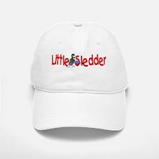 little sledder2 Baseball Baseball Cap