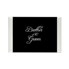 Brother Of Groom - Formal Rectangle Magnet