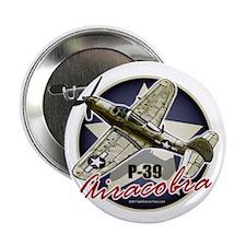 "P-39-Bell-Airacobra 2.25"" Button"