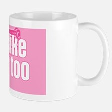 girls like guns Mug