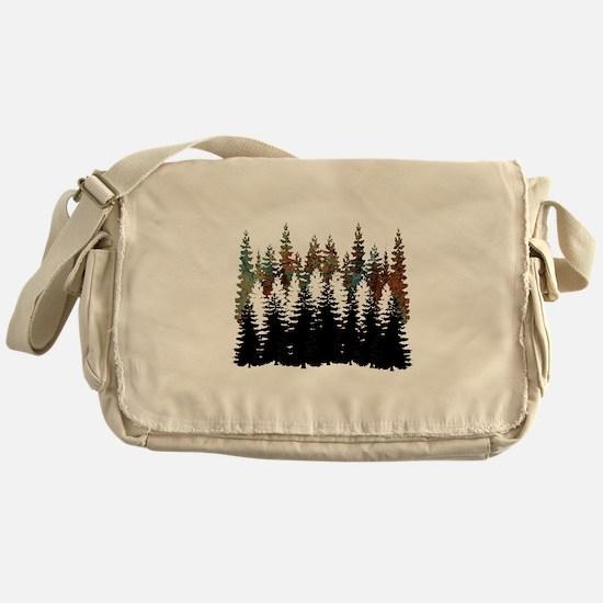 THIS HUE Messenger Bag
