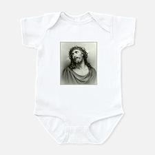Portrait of Jesus Infant Bodysuit