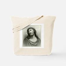 Portrait of Jesus Tote Bag
