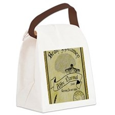 AbbeyPost copy Canvas Lunch Bag