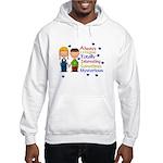 Always UNIQUE... Hooded Sweatshirt