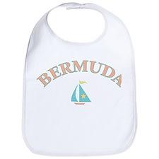 Bermuda Baby Bib