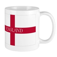 English Flag - English Anglican Small Mug