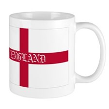 English Flag - England oldstyle Small Mug