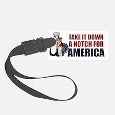 Uncle-Sam---Take-it-down-a-notch Luggage Tag