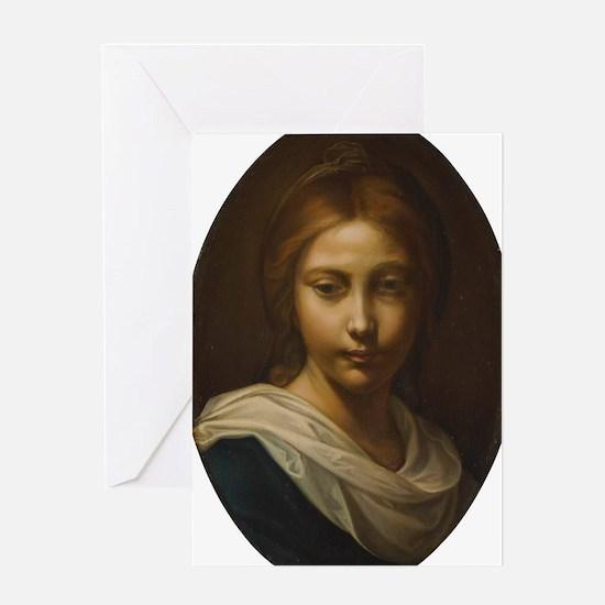 Unique Florentine Greeting Card