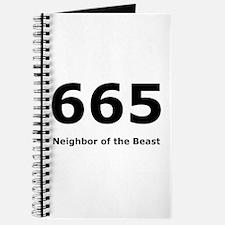 Neighbor of the Beast Journal