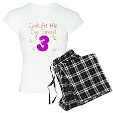 Ive Turned Three Pajamas