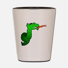 dragonfire Shot Glass