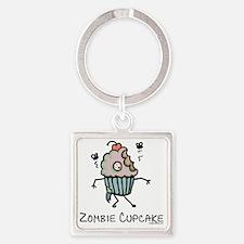 zombiecupcake Square Keychain