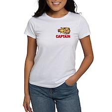 Fire Department Captain Tee