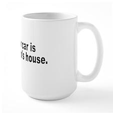yourmomshousebumpersticker Mug