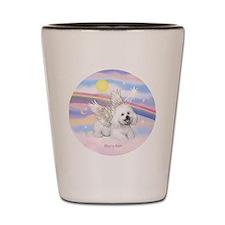 2-Clouds - Bichon MacyAnn (dont use dog Shot Glass