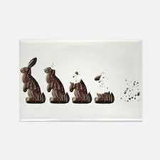 From Chocolate Easter Bunny to zero in 5sec Rectan