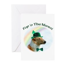 Collie Morn Greeting Cards (Pk of 10)