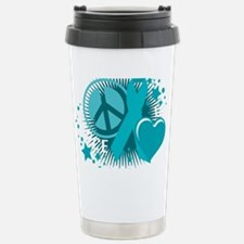 PCOS-PLC-blk Stainless Steel Travel Mug