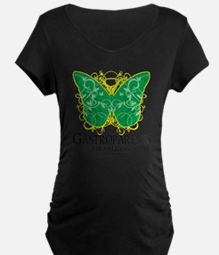 Gastroparesis-Butterfly T-Shirt