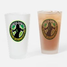 Gastroparesis-Boxing-Girl Drinking Glass