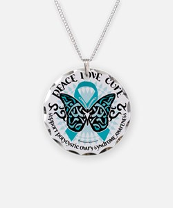 PCOS-Butterfly-Tribal-2 Necklace