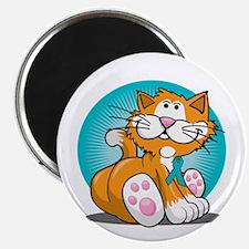 PCOS-Cat-blk Magnet