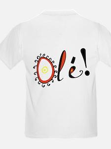 Amo el Flamenco, Kids T-Shirt