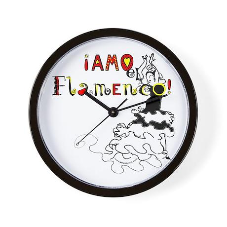 Amo el Flamenco, Wall Clock