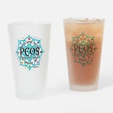 PCOS-Lotus Drinking Glass
