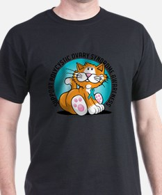 PCOS-Cat T-Shirt