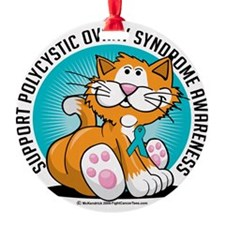PCOS-Cat Ornament