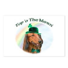 Dachshund Morn Postcards (Package of 8)